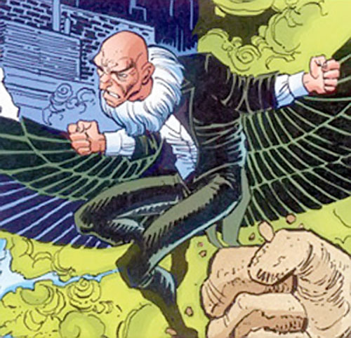 Vulture (Spider-Man enemy) (Marvel Comics) with the tuxedo like costume