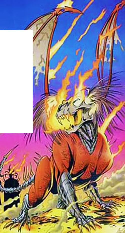 Vyr seeker (Ultraverse Malibu comics)