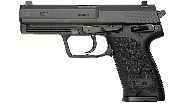 Heckler & Koch USP 9mm black