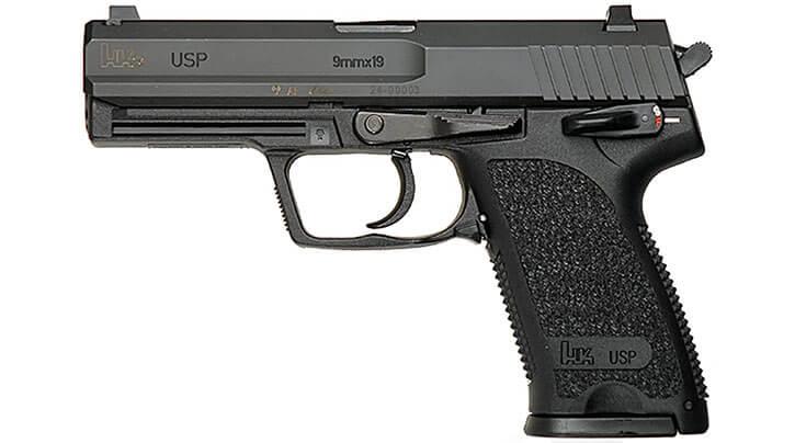 Heckler & Koch USP 9mm black