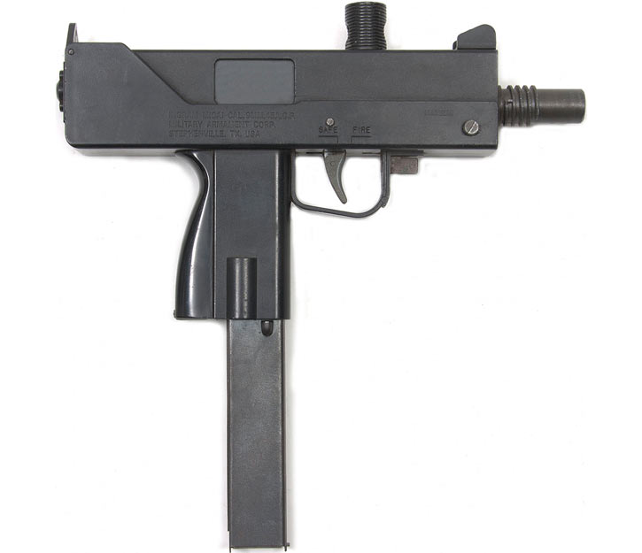 Ingram MAC-10 machine pistol