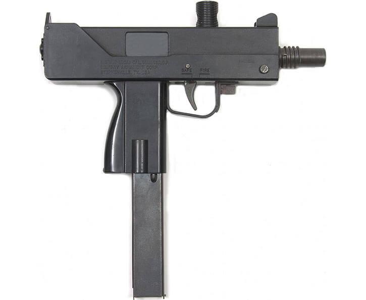 Ingram MAC-10 machine pistol