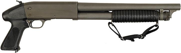 Ithaca model 37 Stakeout shotgun