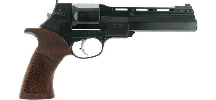 Mateba Unica 6 with 6 inches barrel
