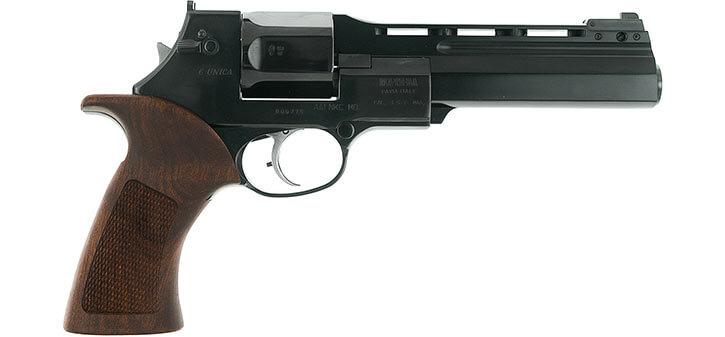 Mateba Unica 6 with 6 inches barrel