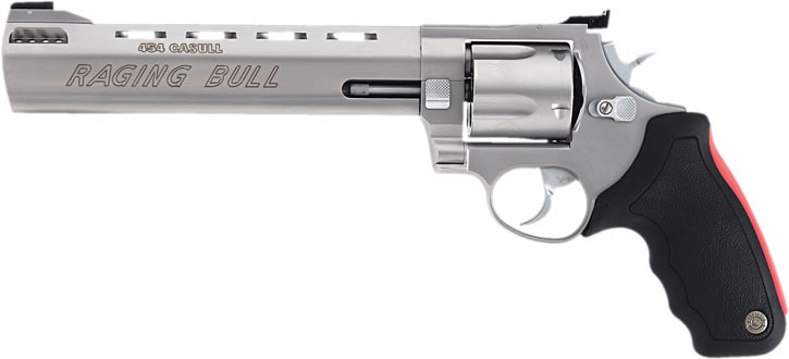 Taurus Raging Bull in 454 Casull