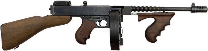 Thompson M1928 submachinegun