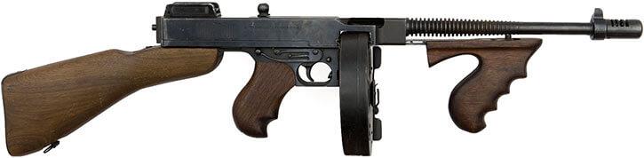 Thompson M1928 submachinegun