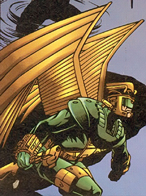 War Eagle (Ultraverse Malibu comics)