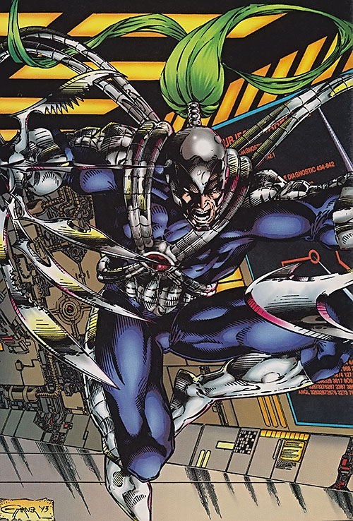 Warblade of the WildCATs (Wildstorm Comics)