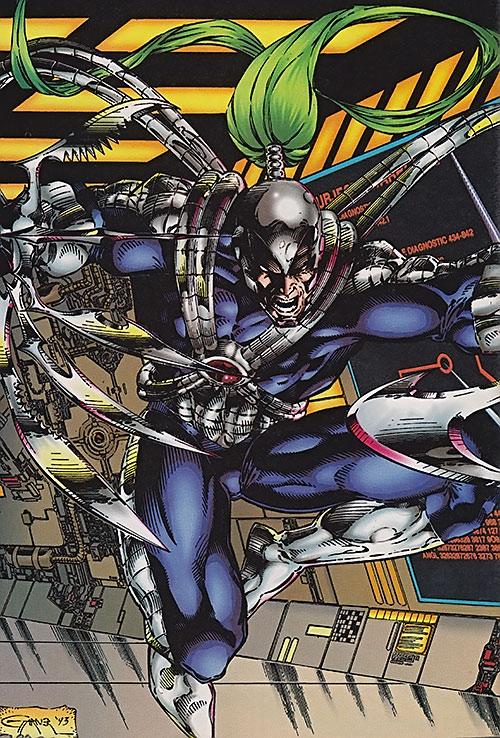 Warblade of the WildCATs (Wildstorm Comics)