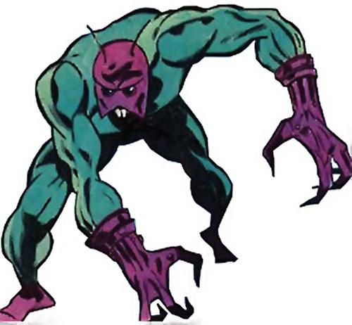 Warbot (Defenders enemy) (Marvel Comics)