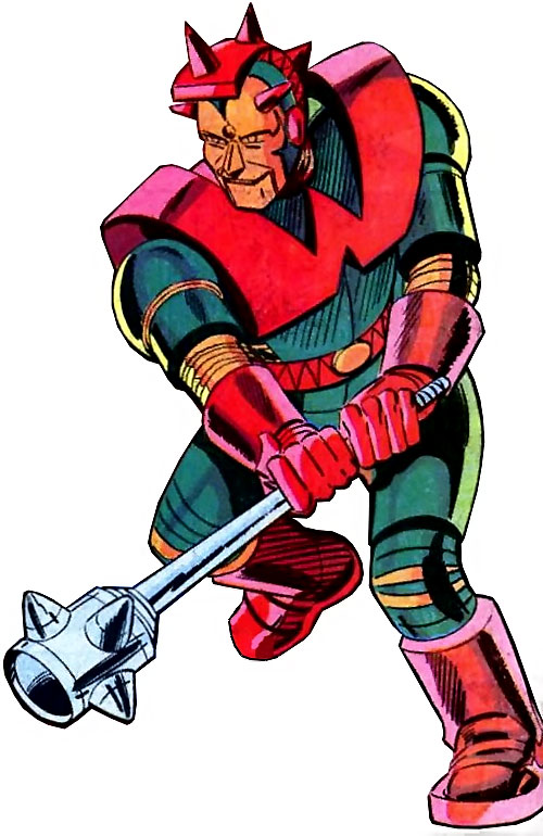 Wargod (Captain America enemy) (Marvel Comics)