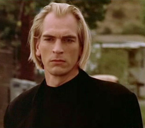 The Warlock (Julian Sands) closeup