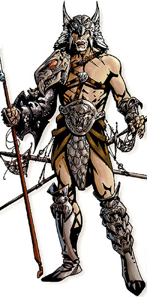 Warlord Dc Comics Travis Morgan Skartaris