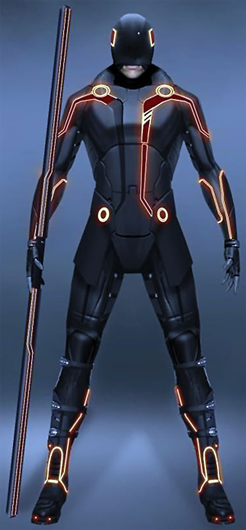 Tron warrior ISO