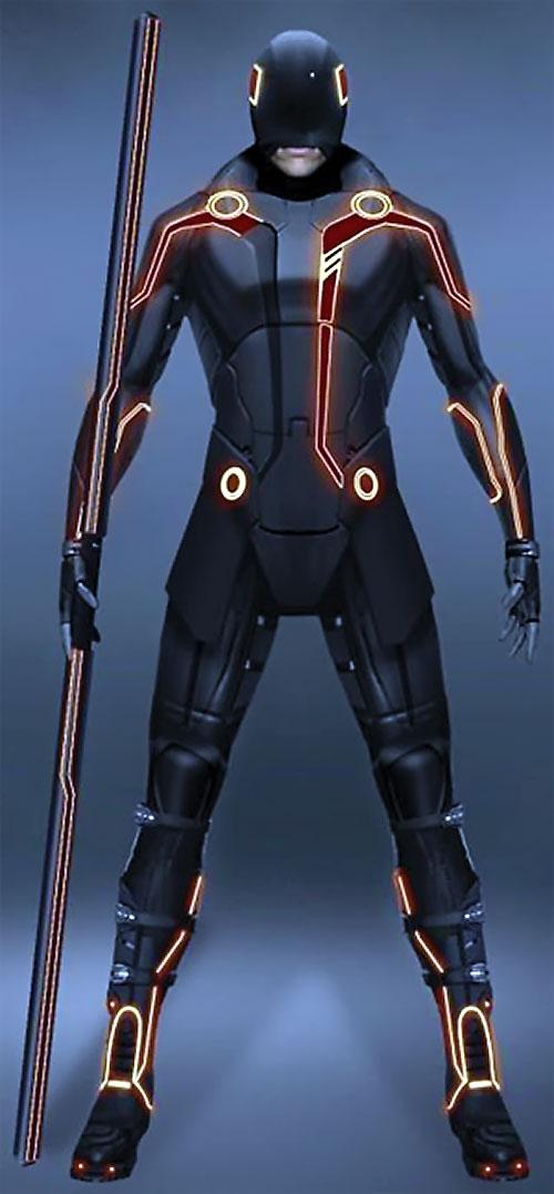 Tron warrior ISO
