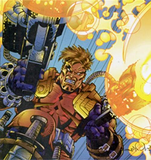 Warstrike (Ultraverse comics)