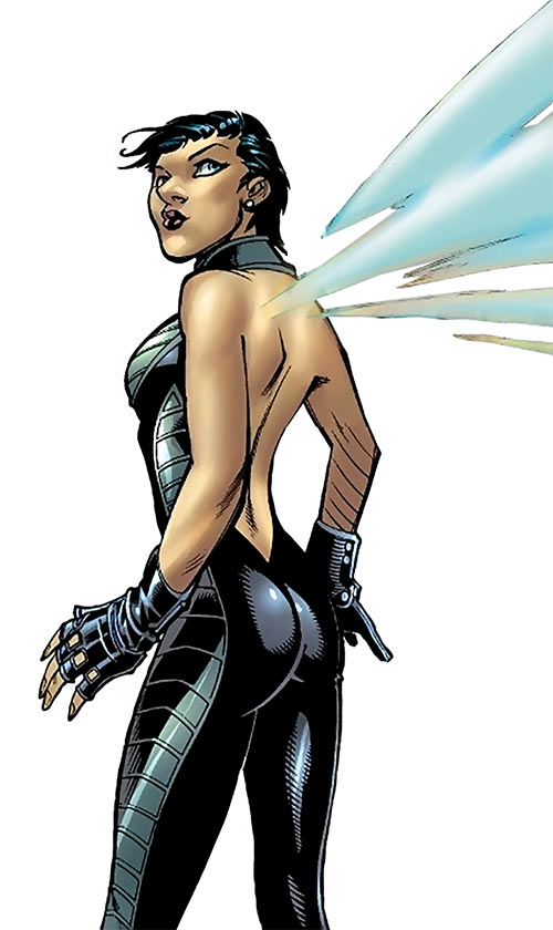 Wasp (Ultimate Marvel Comics) by Chris Bachalo