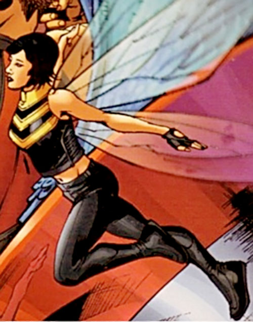 Ultimate Wasp (Marvel Comics)
