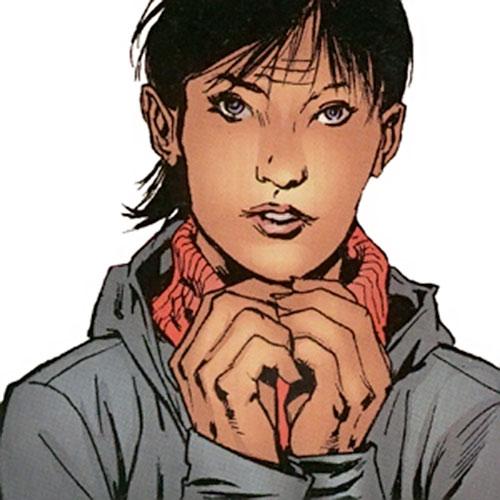 Ultimate Wasp (Marvel Comics) portrait