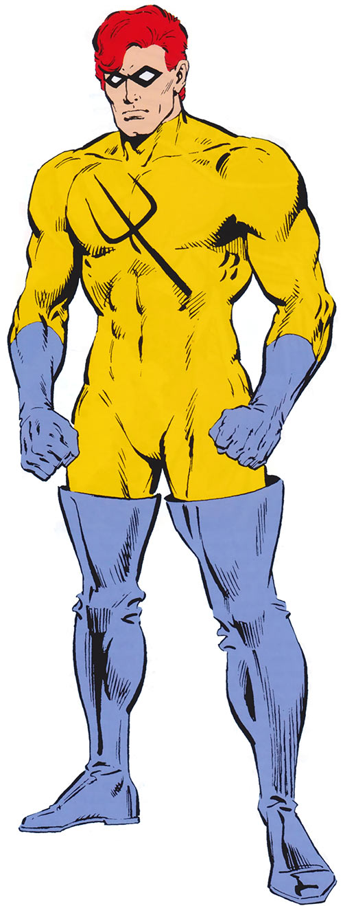 Water Wizard (Marvel Comics)