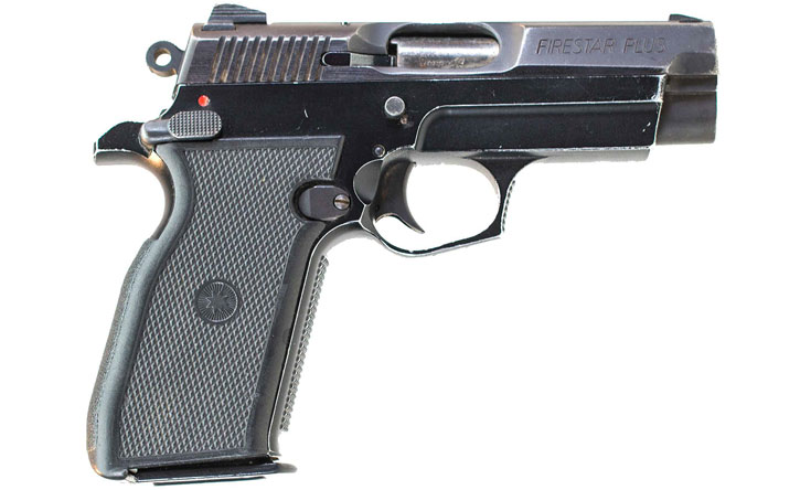 Star Firestar M43 Plus holdout pistol