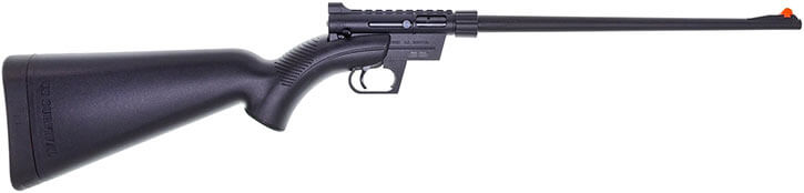 Compact survival rifle