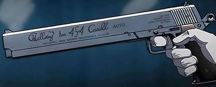 Hellsing Arms .454 Casull