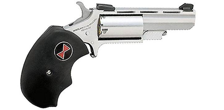 Black Widow concealed pistol