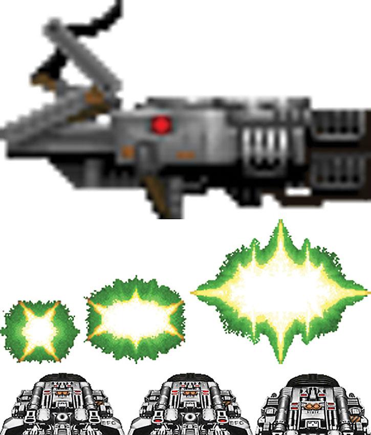 Doom BFG9000