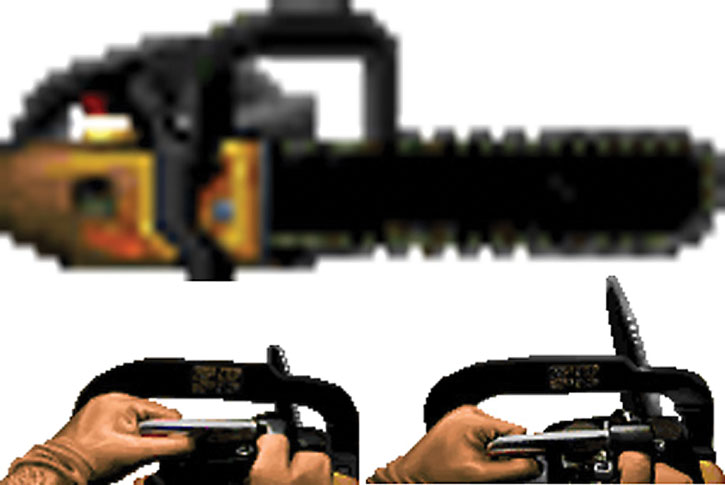 Doom chainsaw