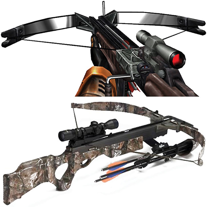 Half-Life crossbow