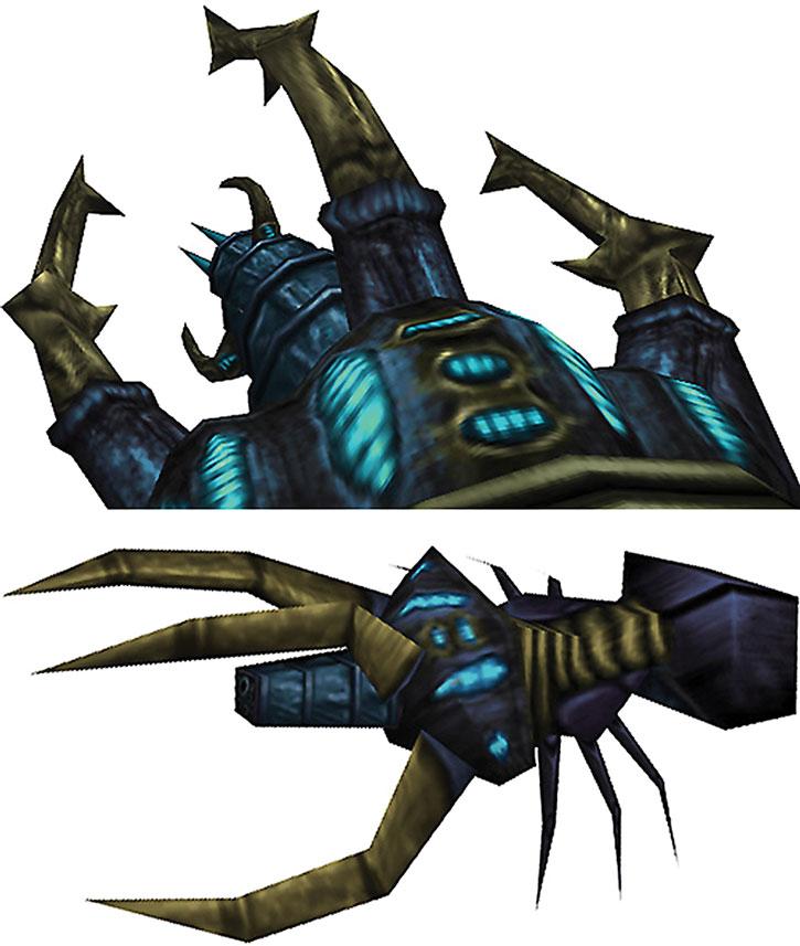 Half-Life shock roach