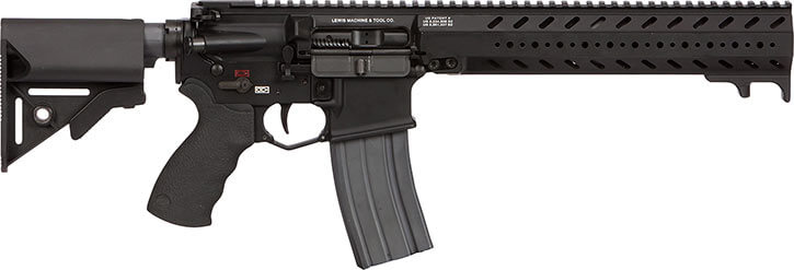 Lewis Confined Space Weapon silence carbine