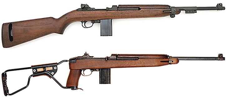 M1 carbines (basic and enforcer)