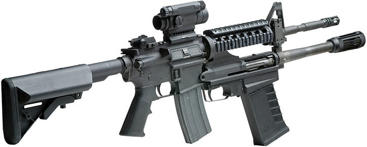 M26 MASS under barrel shotgun