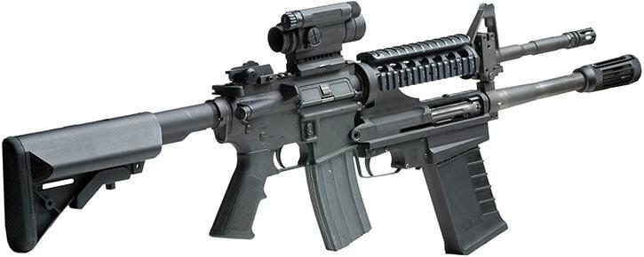 M26 MASS under barrel shotgun