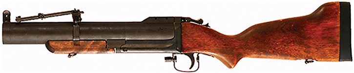 M79 grenade launcher bloop gun