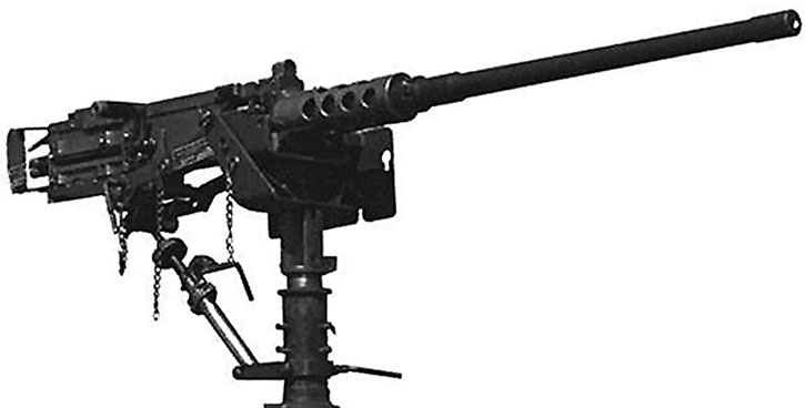 M2 heavy machinegun