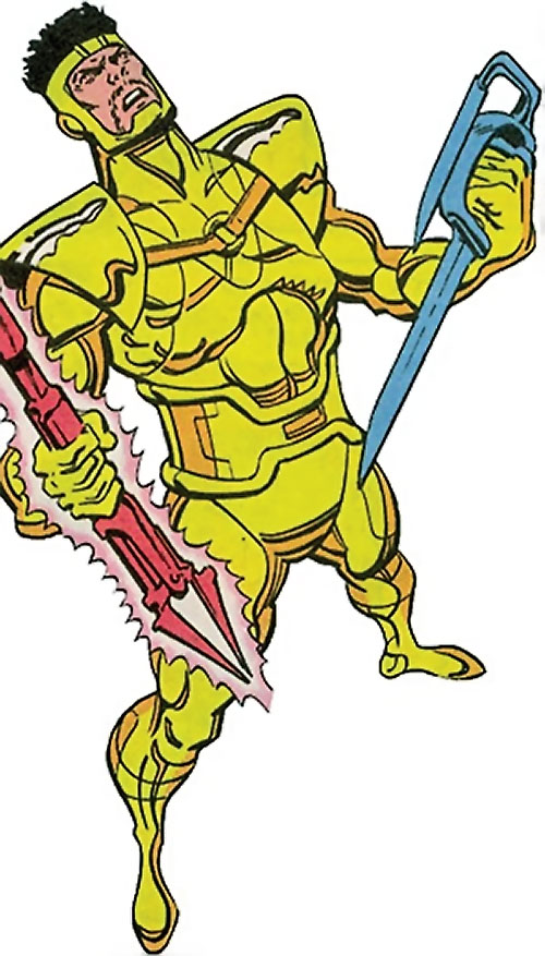 Weapons Master (JLA enemy) (DC Comics)
