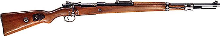 Mauser 98 rifle