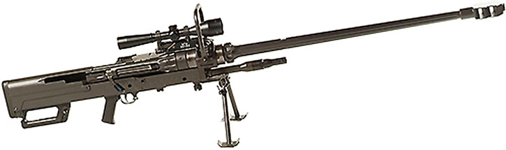 NTW20 anti-materiel rifle