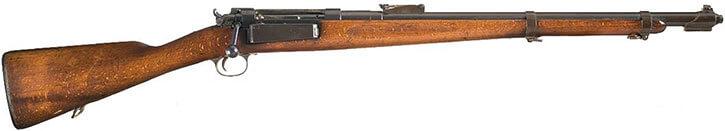Krag rifle