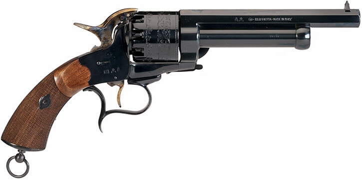 LeMat revolver and shotgun