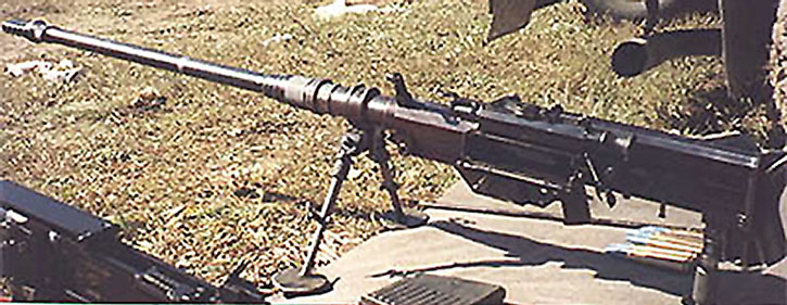 Solothurn 20mm rifle