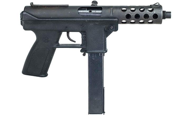 TEC9 machine pistol