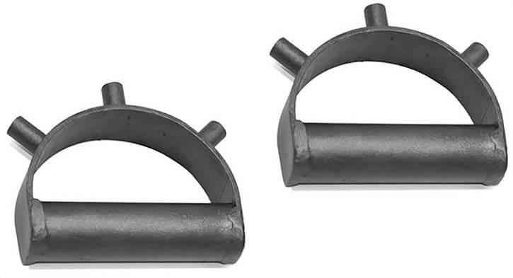 Tekko brass knuckles