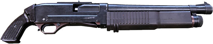 KS23 thrush shotgun