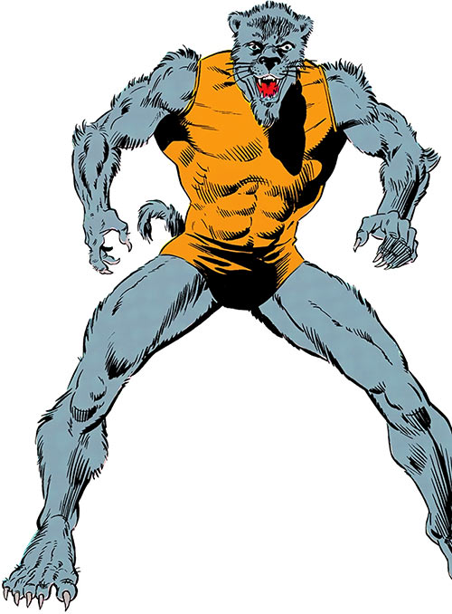 The Weasel (DC Comics) (Firestorm enemy)